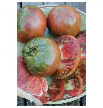Tomate negro de Crimea ecológico 1g
