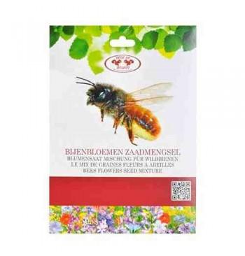 Mezcla de semillas de flores para atraer abejas