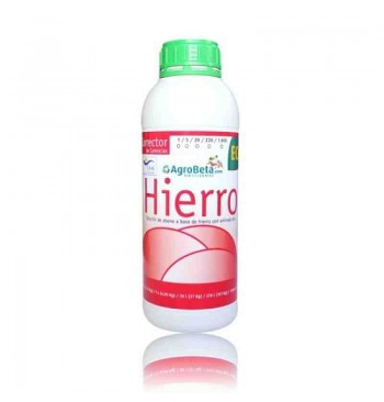 Agrobeta Hierro Eco 1L