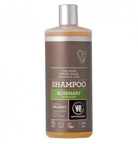 Champú de Romero cabellos finos y delicados 500ml Urtekram