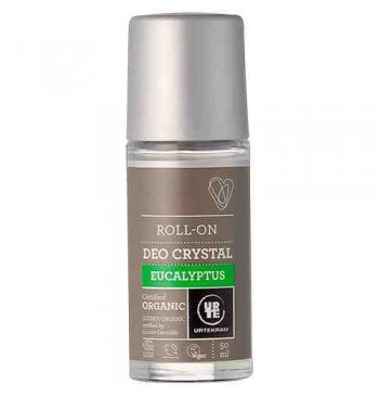 Desodorante roll-on Eucaliptus bio 50ml