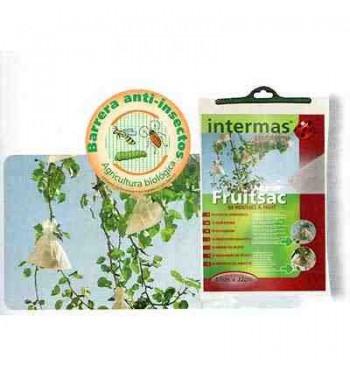 Fruitsac. Protectores para frutas 20x30cm 50 unid.