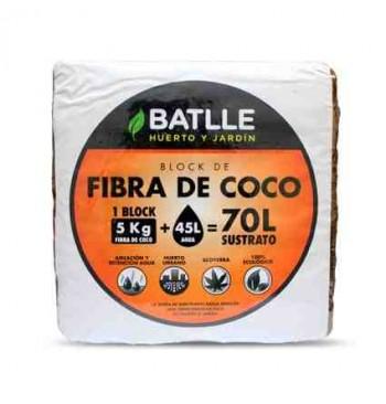 Sustrato fibra de coco 5kg