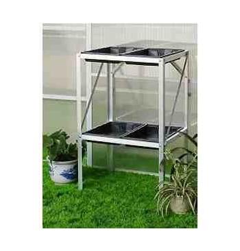 Mesa de cultivo para semilleros pequeña