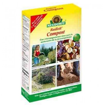 Radivit Compost (acelerador del compost)