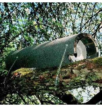 Nr. 20 Caja nido para mochuelo común