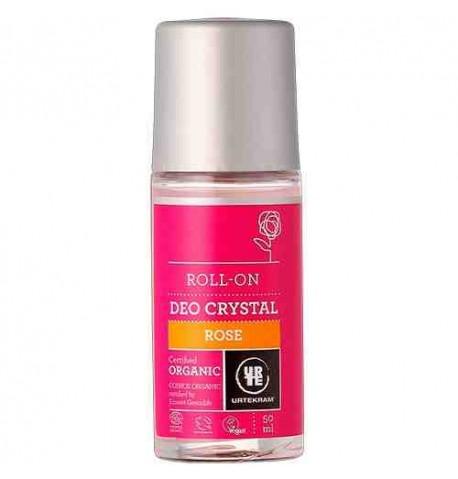 Desodorante roll-on Rosas bio 50ml