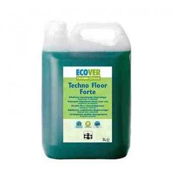 Techno Floor Forte Fregasuelos concentrado sup. no porosas 5l Ecover