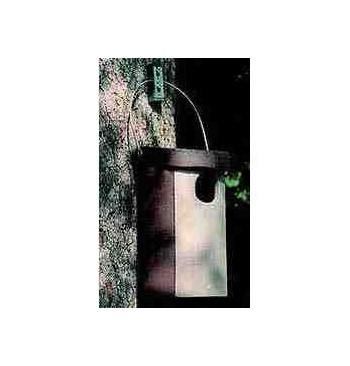 Nr. 4A Caja nido para autillo