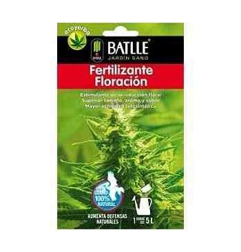 Fertilizante floración Ecoyerba sobre para 5 litros