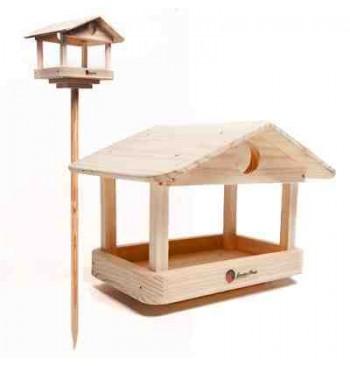 """Comedero para pájaros modelo """"Roma"""""""
