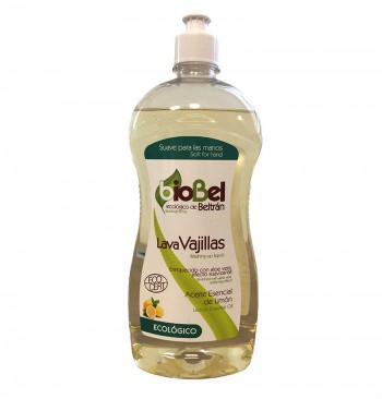 Lavavajillas ecológico BioBel 750ml