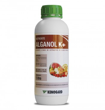 Bioestimulante Alganol K+ (ver formatos)