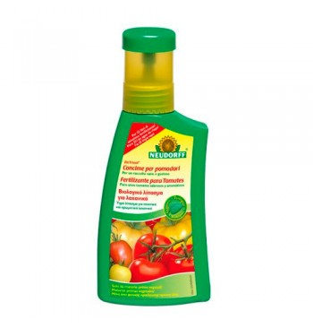 Fertilizante tomates 250ml Neudorff