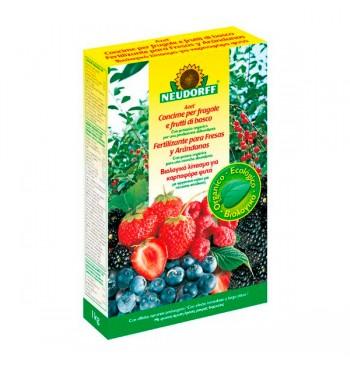 Fertilizante fresas y arándanos Azet® 1kg Neudorff