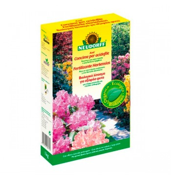 Fertilizante hortensias 1kg Neudorff