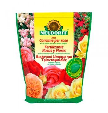 Fertilizante rosas y flores 1kg Neudorff