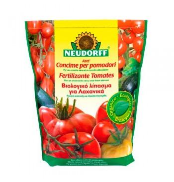 Fertilizante tomates 1,75kg Neudorff
