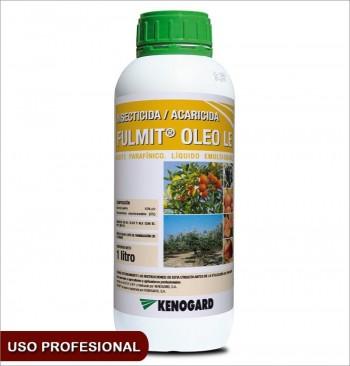 Aceite insecticida parafínico Fulmit Oleo LE 1L