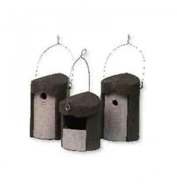 Kit cajas nido nº 1 (para pequeños jardines y patios)