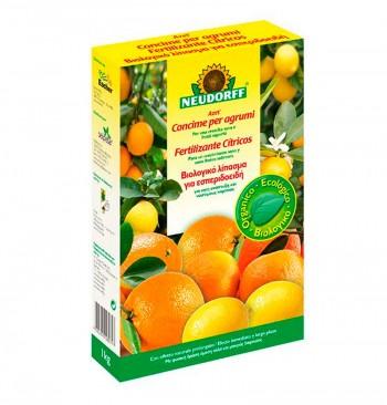 Fertilizante cítricos Azet® 1kg Neudorff