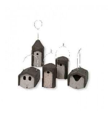 Kit cajas nido nº 3 (para jardines grandes)