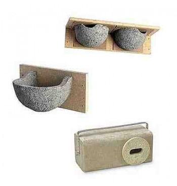 Kit cajas nido nº 4 (para zonas urbanas)