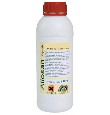 Aliosan, extacto de ajo macerado 1L