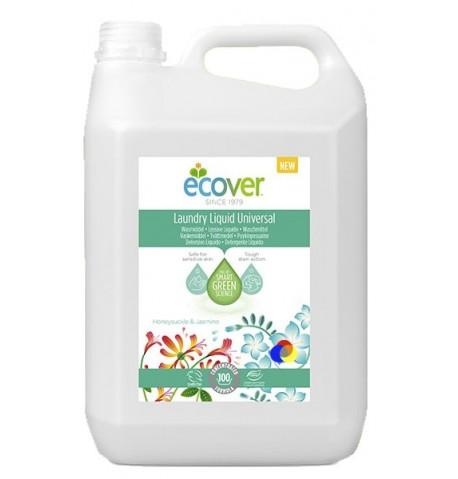 Detergente ecológico líquido lavadoras 5L Ecover