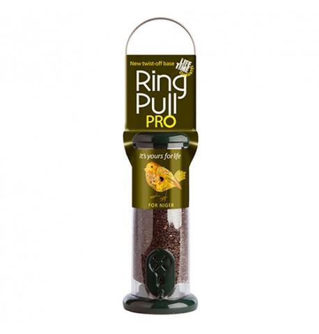 RING-PULL PRO Comedero metálico para negrillo