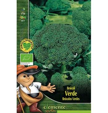 Brócoli Calabrese ecológico 3g