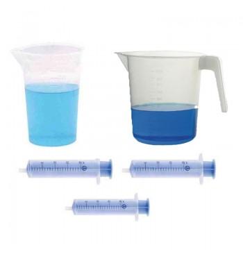 Pack vasos dosificadores