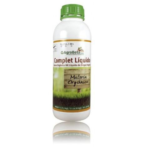 Abono orgánico Agrobeta Complet Líquido 1L