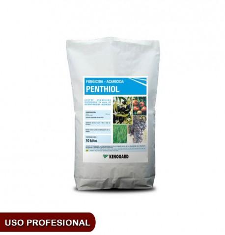 Fungicida antioídio y acaricida PENTHIOL 10kg (azufre 80%)