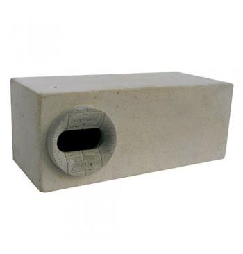 1A Caja nido para vencejo para integrar en muro