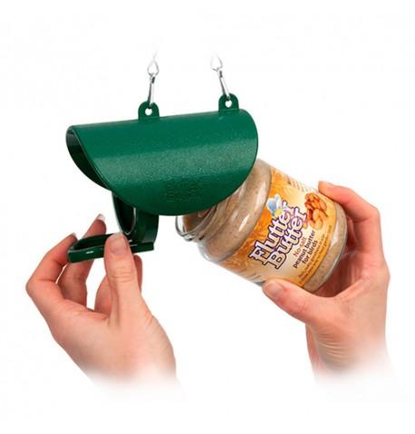 FBF-2 Comedero Flutter Butter® para botes y tarros de manteca