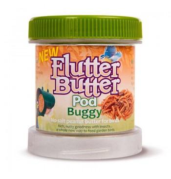 FB-PB Flutter Butter bote de manteca con insectos 170g