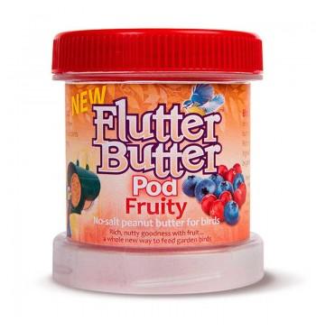 FB-PF Flutter Butter bote de manteca y frutos del bosque