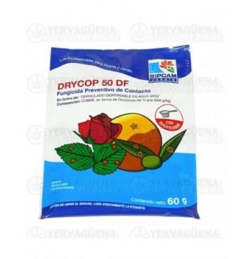 Fungicida Drycop 50 DF Oxicloruro de cobre 60g