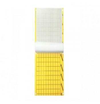 Trampa cromática amarilla engomada 20x25cm
