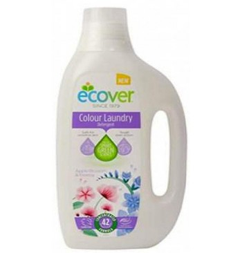 Detergente líquido color Ecover 850ml