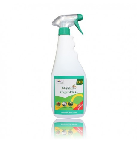 Cuproplus eco en spray 750ml Agrobeta