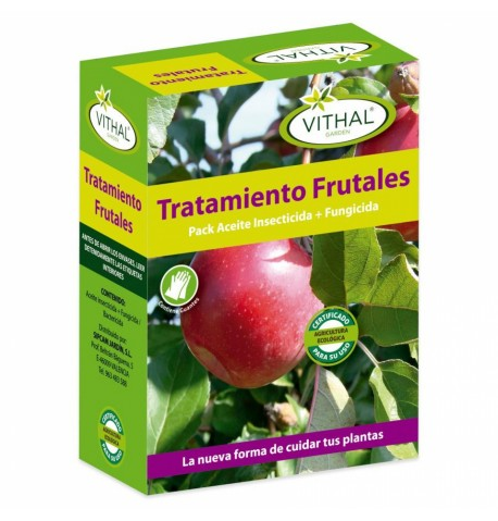 Tratamiento Frutales Eco Vithal Garden