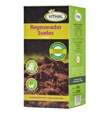 Regenerador de suelos Vithal Garden