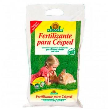Fertilizante para césped 6kg