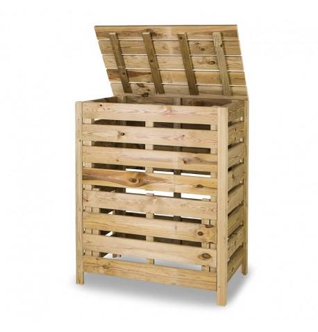Compostador de madera Hortalia