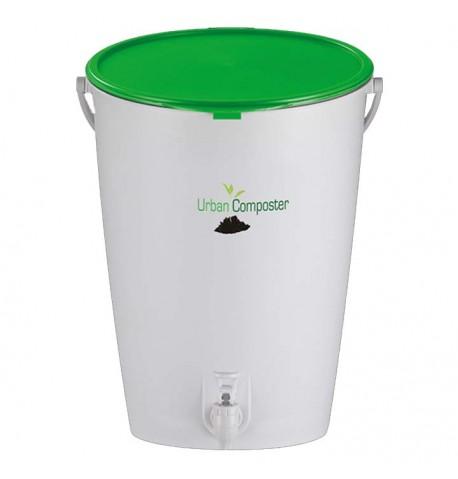 Urban composter (vermicompostador)