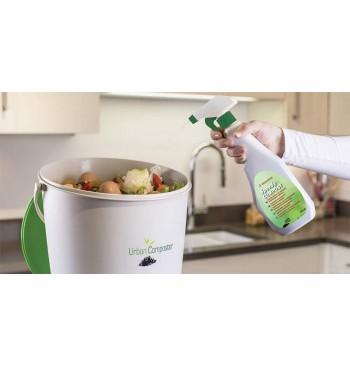 Spray acelerador de compost