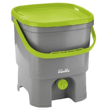 Cubo para compostaje Bokashi Orgánico