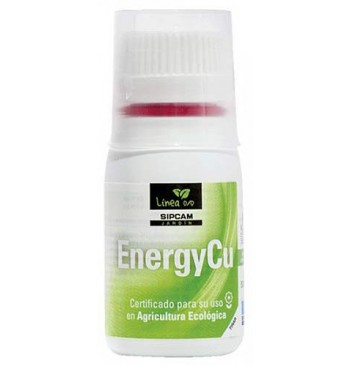 Energy Cu - Corrector de cobre 50ml